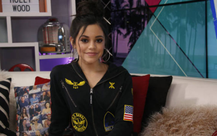 Disclose 15 Years Old Actress Jenna Ortega's Net Worth and Earnings in 2018; Know her Career Journey and Popularity on Social Media