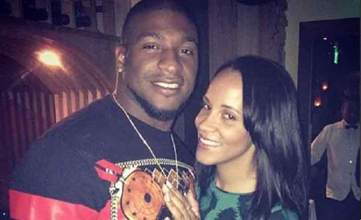 Dashon Goldson is in Relationship with Ashley North, Are they Married? Details Available Here