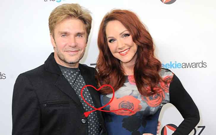 American Actor Vic Mignogna is in Relationship with Michele Specht, Are they Engaged?