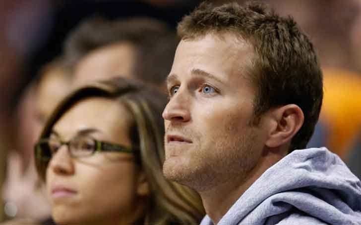 Kasey Kahne is in a Love Relationship with Samantha Sheets; Getting Married Soon? Know about their Son
