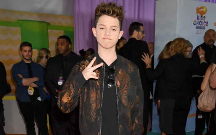 Young & Talented 15 Years' Actor Jacob Sartorius Earning Good and Has a Satisfied Net Worth