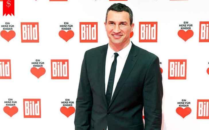2 Times World Heavy Weight Champion, 42 years Wladimir Klitschko Married Life and Children