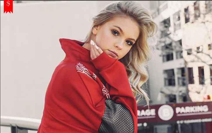 18 Years Young Talent Jordyn Jones Career Achievement and Net Worth