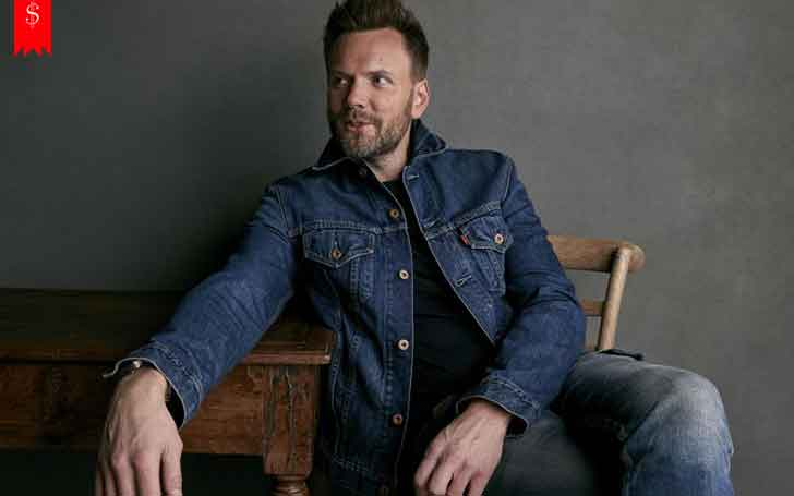 49 Years Stand-up Comedian Joel McHale Earning and Net Worth