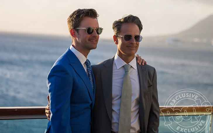 Brad Goreski is Living Happily with his Wife Gary Janetti and Children