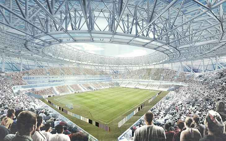 World Cup 2018 is approaching near, Let's get to know 12 most amazing World cup stadiums