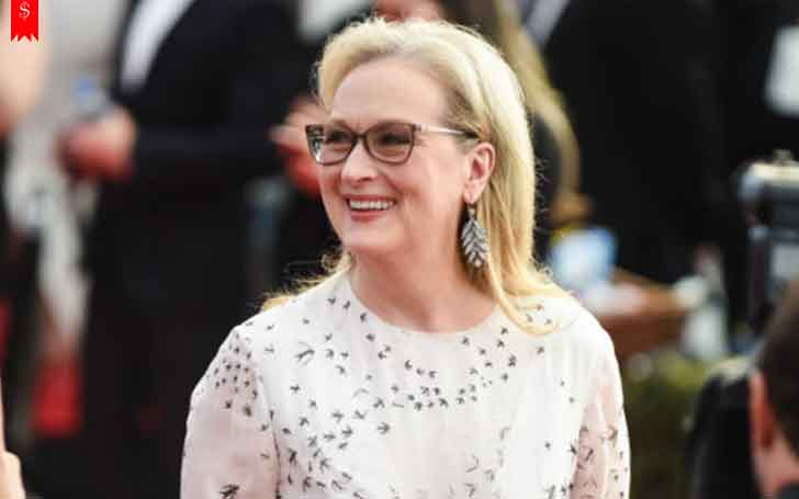American Actress Meryl Streep's Net Worth; Disclose her Earnings, Salary, Charities, and Properties