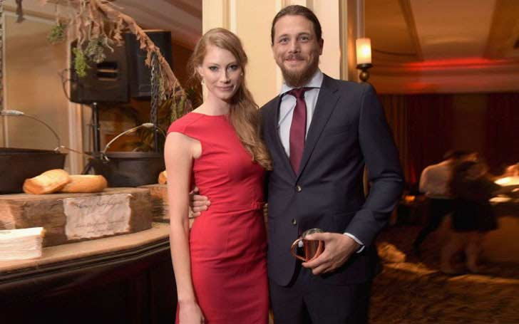 Australian Actress Alyssa Sutherland Is In a Married Relationship With Husband Laurence Shanet Since 2012