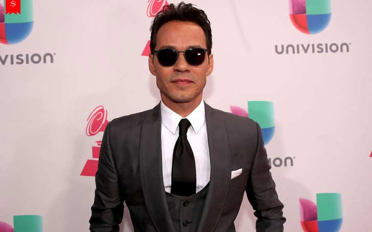 49 Years American Singer Marc Anthony Earns Well From His Career and Maintaining a Good Net Worth