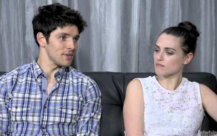 32 Years Old Northern Ireland Actor Colin Morgan Is Dating Girlfriend Katie McGrath; Are They Planning to Get Married?