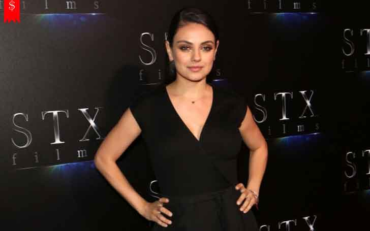 Age 34 American Actress Mila Kunis Maintaining a Good Financial Status; Has a Multi-Milion House and Huge Net Worth