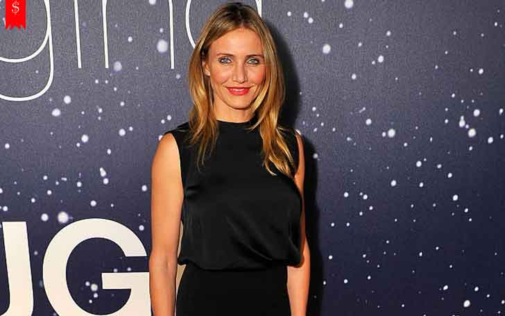 One of The Highest Paid Hollywood Actress Cameron Diaz Has a Huge Net Worth