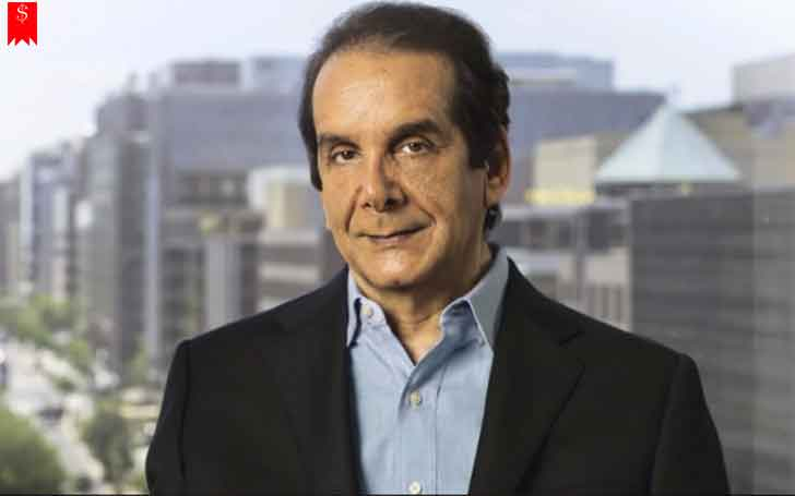 The Fox News Host Charles Krauthammer Net Worth and Lifestyle