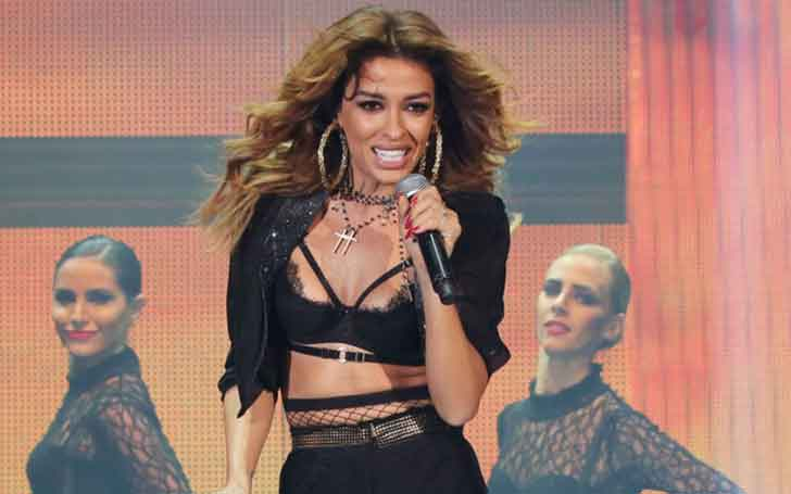 Who is Eleni Foureira Dating Currently? Know about her Current Affairs and Relationship
