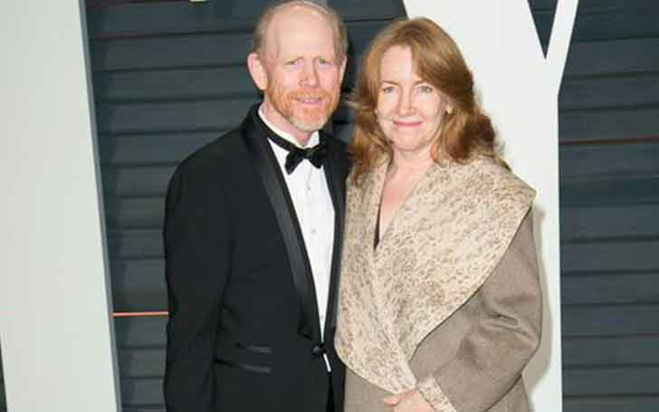 Age 64, Hollywood Film Maker Ron Howard's Longtime Married relationship with Wife Cheryl Howard; Has Four Children