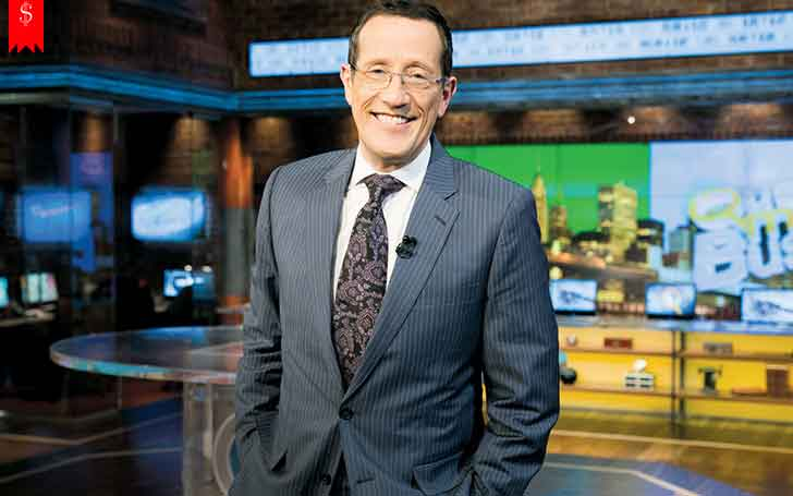 56 Years English Journalist Richard Quest's Salary Earning and Net Worth He Has Achieved From His Profession
