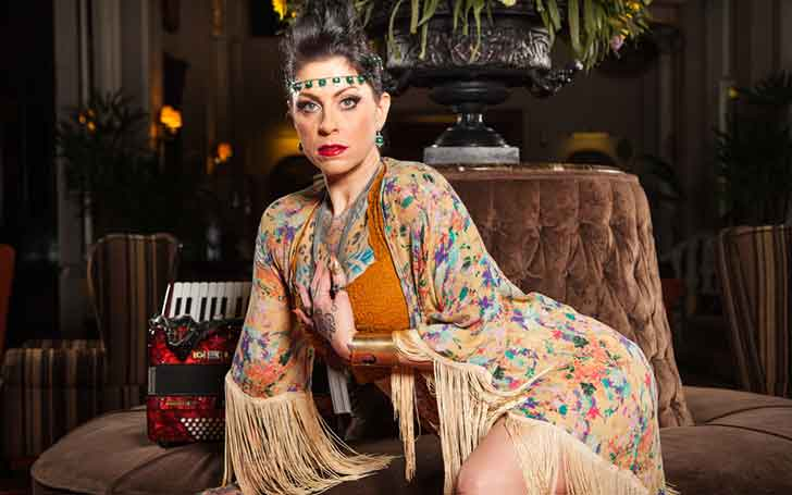 Know Five Amazing Facts about American Television Personality, Danielle Colby