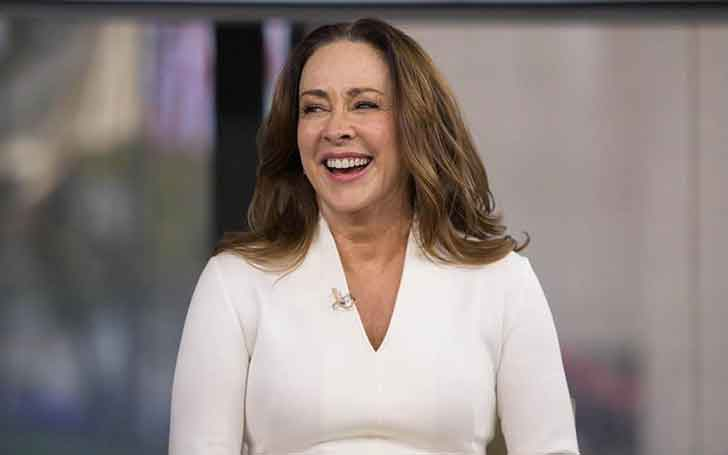 60 Years Old American Actress Patricia Heaton Married Twice; Living a Blissful Married Life with Husband David Hunt and Four Children