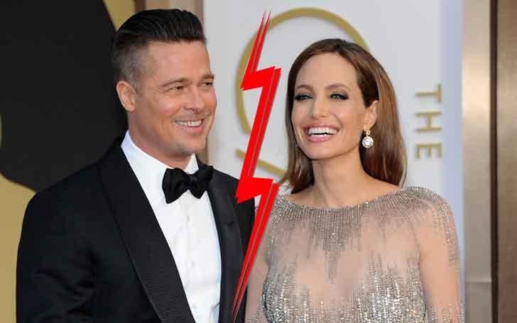Ex-Married Couple, Brad Pitt and Wife Angelina Jolie Child's Custody, Know All