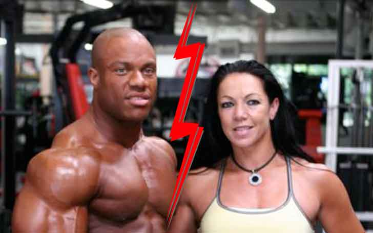 IFBB Professional Bodybuilder Phil Heath Divorces Ex-Wife Jennie Heath, Is He Dating New Girlfriend?
