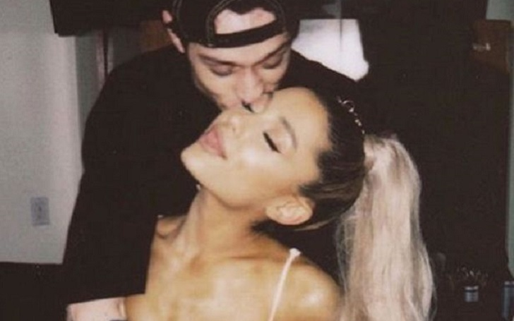 Ariana Grande Engaged To Pete Davidson Just One Month After Splitting With Mac Miller