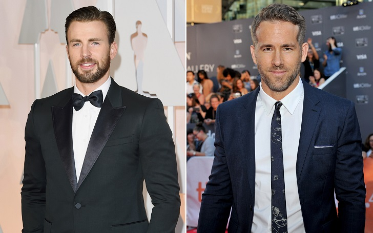 Avengers Line-up Behind Chris Evans And Ryan Reynolds, Fulfills Wish Of A Dying Fan