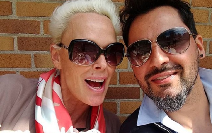 Brigitte Nielsen Pregnant With 5th Husband Mattia Dessi, Expecting Baby No.5