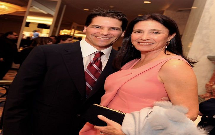Chris Ciaffa and his wife, Mimi, whom he married in 2003 love spending time with their children