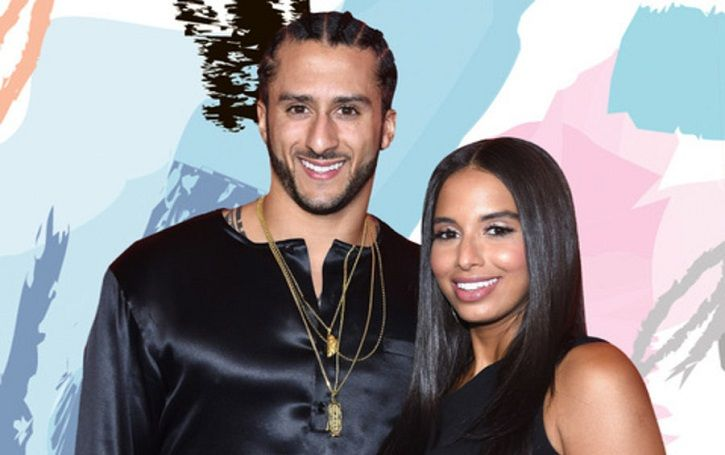 Colin Kaepernick living happily with his Wife Nessa, Know about his relationship and married life