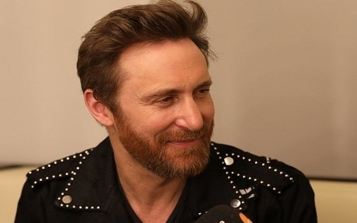 David Guetta Release New Single 'Flames' With Sia