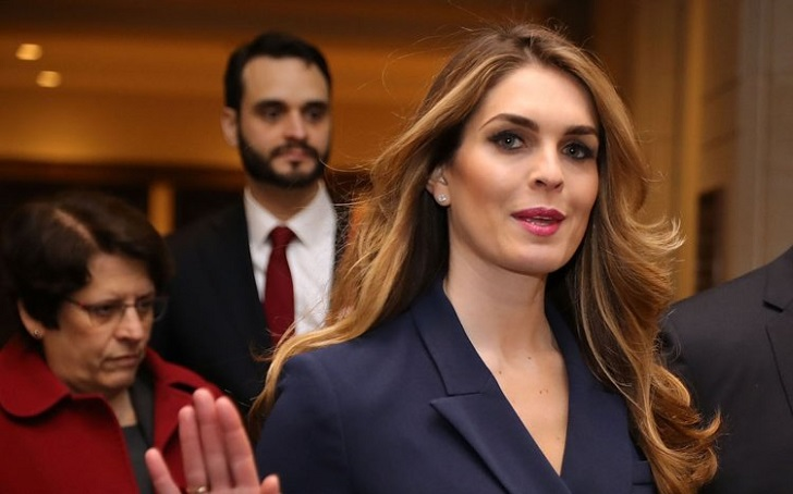 Donald Trump's Daughter Ivanka Trump And Jerry Oppenheimer Interested In Hope Hicks Resignation
