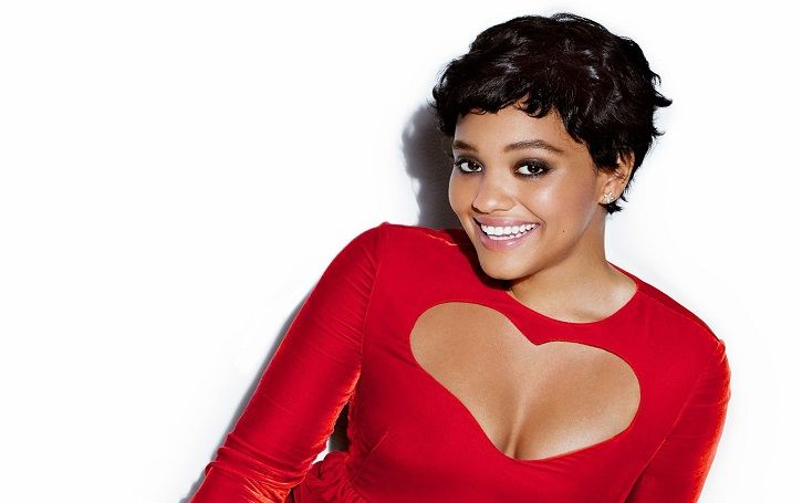 Dope star Kiersey Clemons is a living proof that blondes have more fun