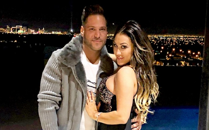 Jersey Shore's Ronnie Ortiz-Magro And Girlfriend Jen Harley Baby Shower Celebration