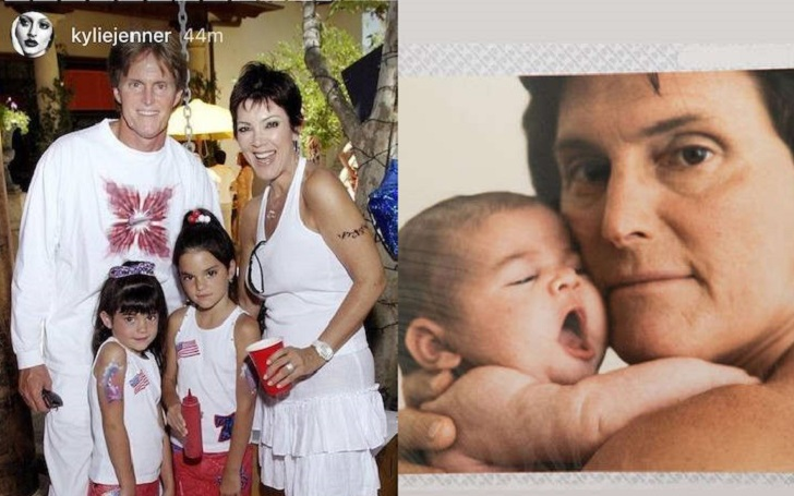 Kylie And Kendall Jenner Shares Loving Father's Day Tribute With Series Of Unseen Photos