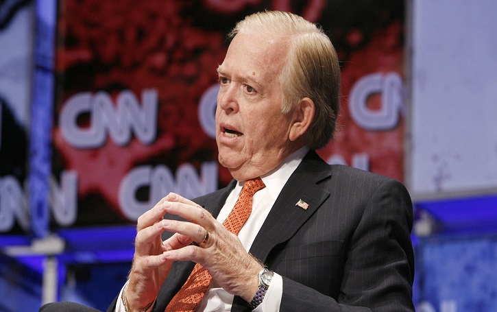 Lou Dobbs Tonight host, Lou Dobbs wanted to divorce his wife?