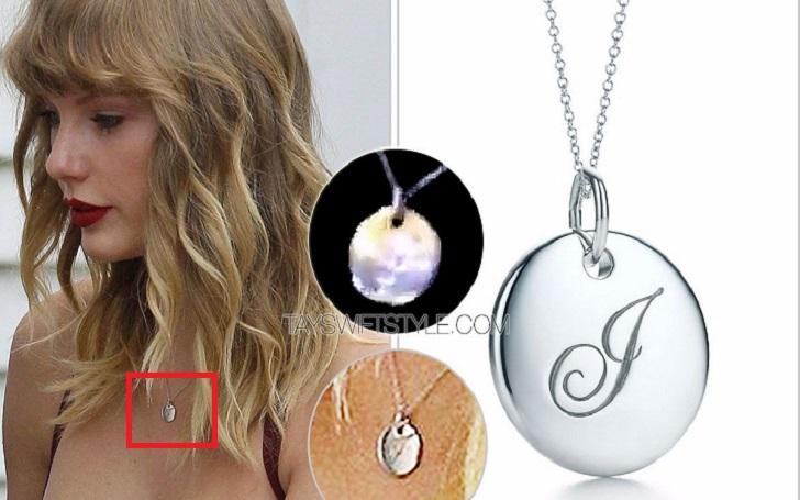 """Love is in the air; Taylor Swift wears Boyfriend Joe Alwyn around her neck in One-Take """"Delicate"""" Video"""