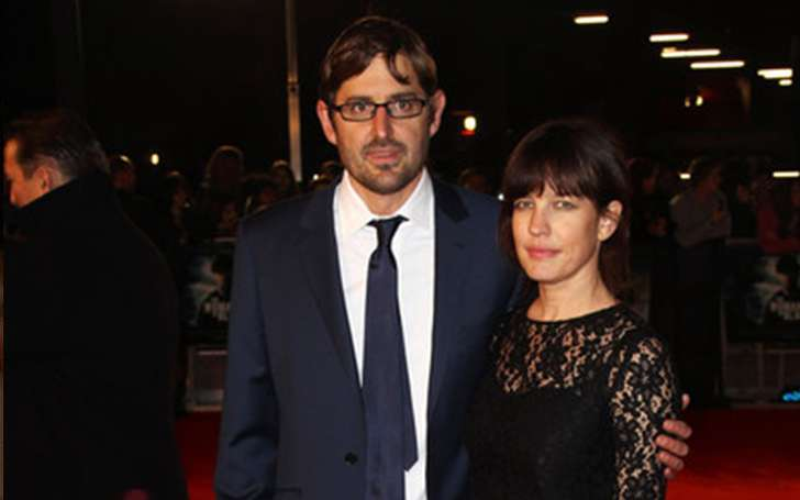 Nancy Strang married her husband Louis Theroux in 2012 and they have 2 sons