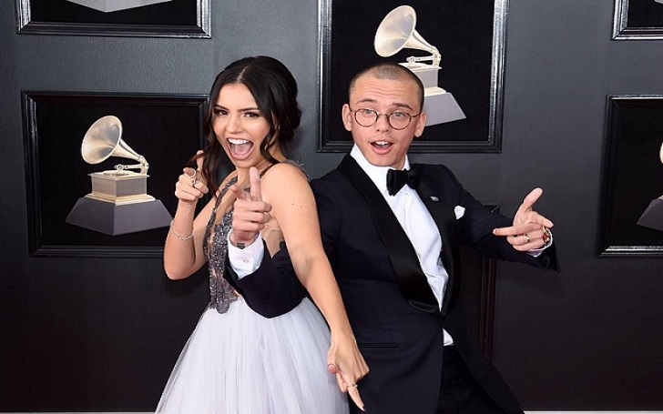 Rapper Logic And Jessica Andrea Calls 2 Years Marriage Quit