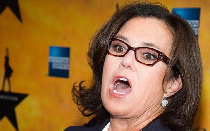 """Rosie O' Donnells Tweet """"Do UR JOB DAMN IT"""" CNN Chris Cuomo Over Conway Interview"""