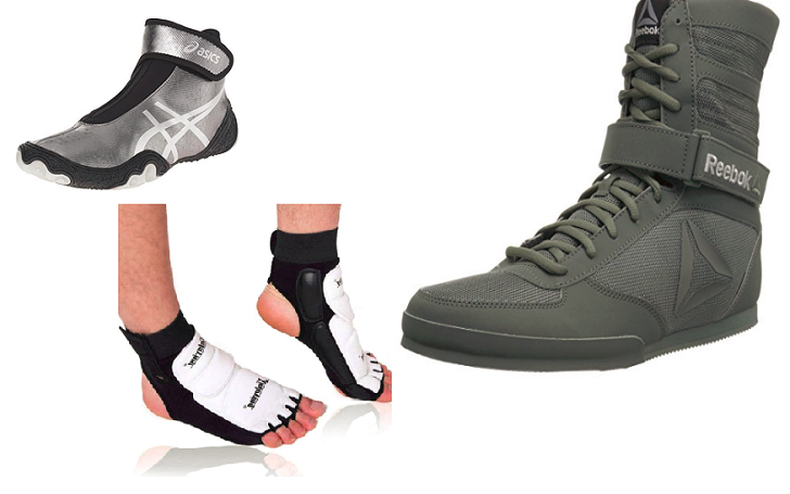 Starting MMA Training? How Many Foot Gare Do You Actually Need?