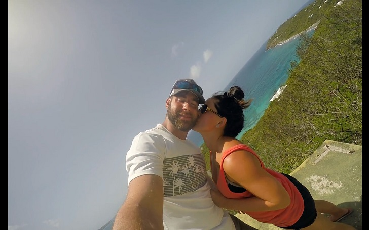 Teen Mom 2 Star Jenelle Evans New Stories From Off The Grid Adventures Water Island In St. Thomas