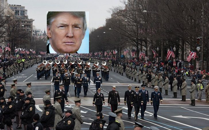 Trump's Military Parade Opposed By Majority Informal Poll