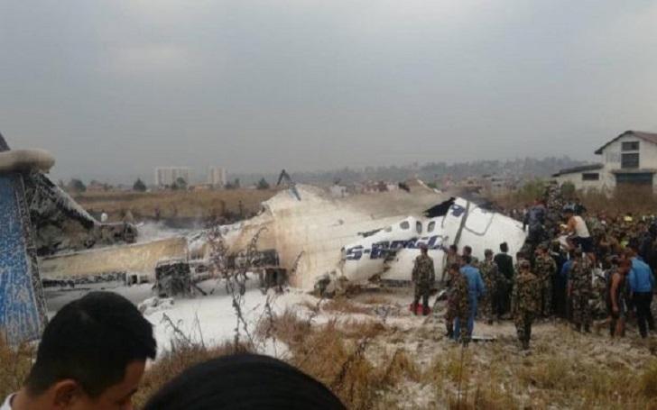 US-Bangla Plane Crashed And 40 Dead After It Veer Runway Track