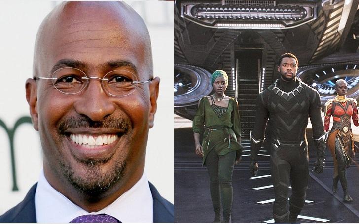 Van Jones: Black Panther Is The Best Superhero Film Ever