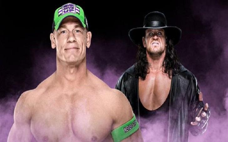 Wait! What The Heck With John Cena & Deadman